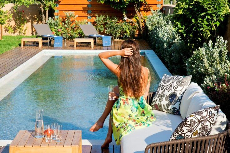 Villa Orangia's own private shimmering swimming pool and vast garden space provide the perfect setting to relax and unwind under the sun. http://www.tresorhotels.com/en/hotels/53/conte-marino-villas#content