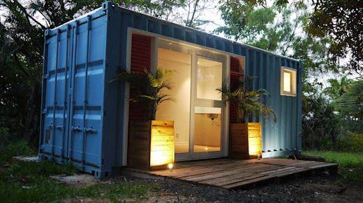 Container Homes 10 Inspiring And Affordable Ideas Homify In 2020 Container House Design Prefab Homes Container House