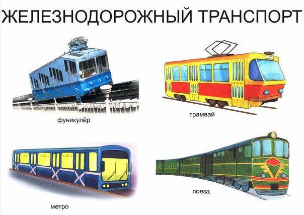 "Карточки ""Транспорт"" | МАМА И МАЛЫШ"