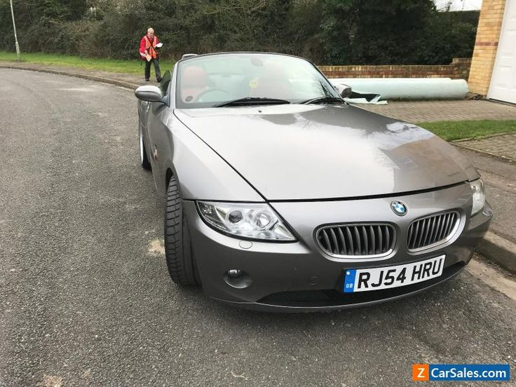 2004 BMW Z4 3.0I SE GREY #bmw #z430ise #forsale #unitedkingdom