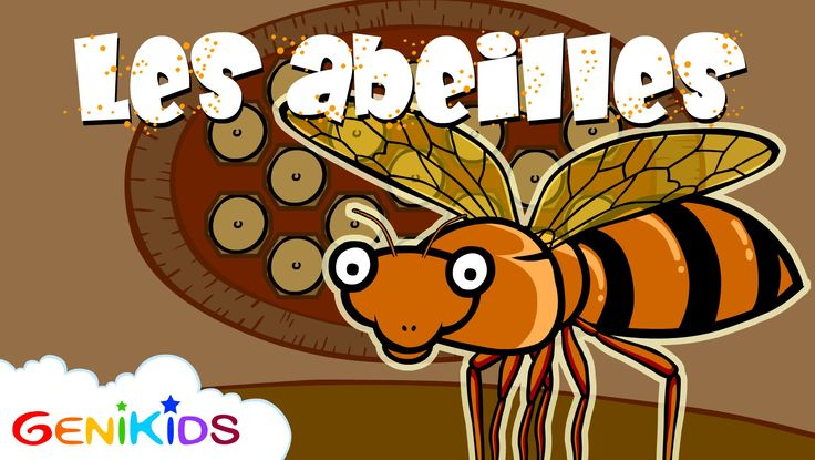 68 best projet abeille maternelle images on pinterest bees bee theme and preschool - Dessin anime les pingouins ...