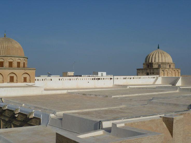 Самая большая мечеть Туниса
