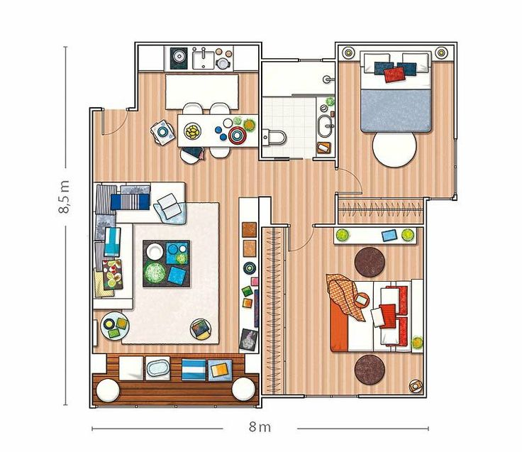 1107 best Wohnung images on Pinterest Apartment design - logiciel plan appartement gratuit
