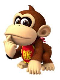 D'awe! Baby Donkey Kong