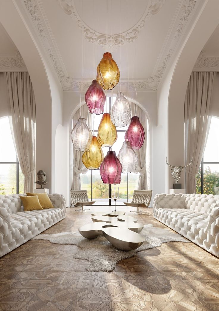 Transformation lies at the heart of the mesmerizing design. It has been born out of hundred year old traditional forms and adapted into organic, modern shapes. Every moment is unique, never the same, always surprising, and designed to transform any interior into an extraordinary, atmospheric place. Designed by Jaroslav Bejvl jr. #lighting #interior #design #collections #jaroslavbejvl #craftsmanship #bohemian #glass #history #art