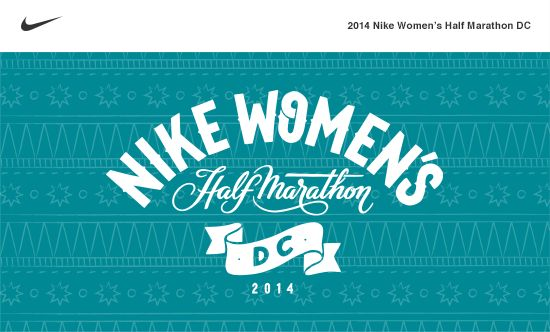 Nike Women's Half Marathon in D.C.