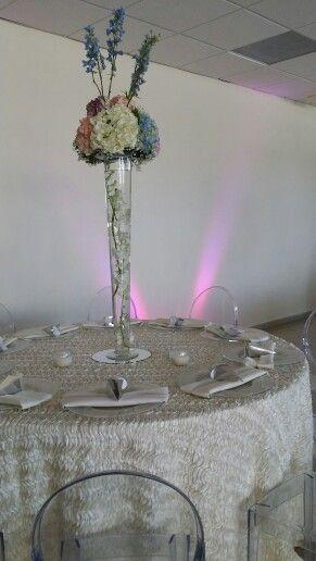 Una buena ambientación hace la diferencia en tu boda. By #EventosDYDPR