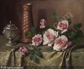Henriette Kaergling-Pacher Hungary 1821-1873