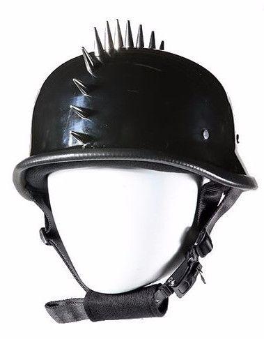 German Spiked Novelty Helmet