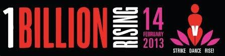 #one billion rising - Flash mob - Violenza contro le donne    14-02-13