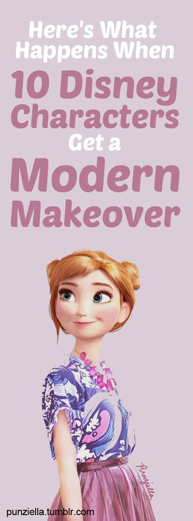 My kids had so much fun looking at these! disney characters #disney