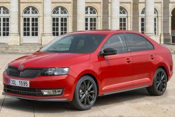 "Škoda Rapid ""Monte Carlo"" '2015"