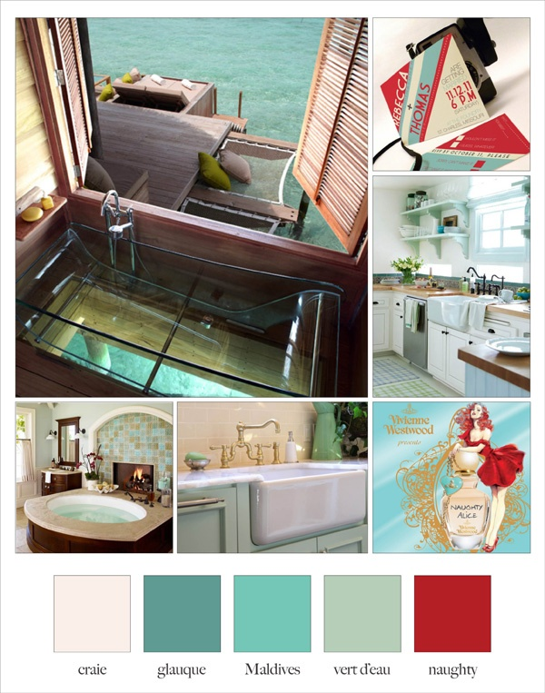 Dorm color scheme turquoise and red i like college for Turquoise color scheme living room