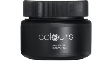 LR Colours Nail Polish-Varnish Remover-Box