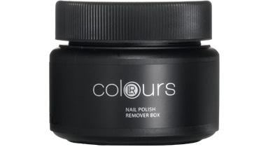 LR Colours Nail Polish-Varnish Remover-Box