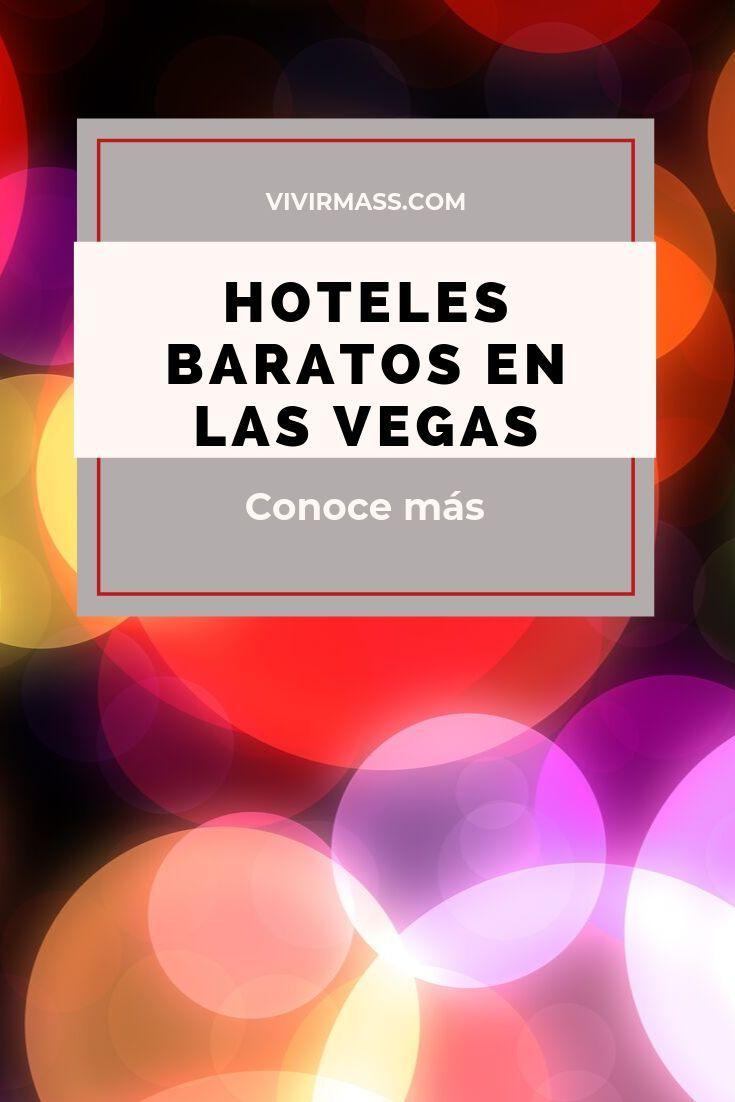 Alojamientos Y Tours Las Vegas Ofertas Hoteles Guia De Viaje