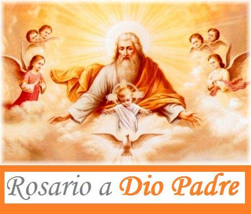 Rosario a Dio Padre