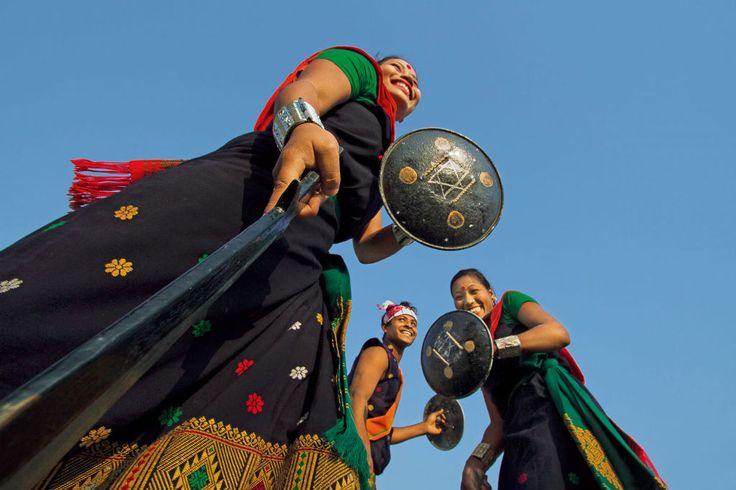 Secrets Of Northeast India: Waterfalls, Martial Dances And Local Legends