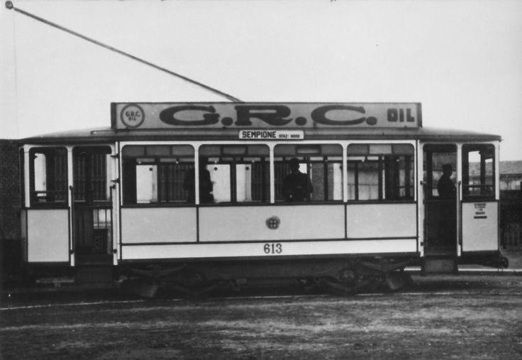 ....vettura a 2 assi EDISON-613, anni '20 - © Umberto Garbagnati -
