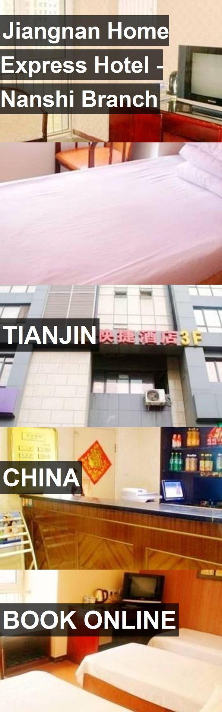 Hotel Jiangnan Home Express Hotel - Nanshi Branch in Tianjin, China. For more information, photos, reviews and best prices please follow the link. #China #Tianjin #JiangnanHomeExpressHotel-NanshiBranch #hotel #travel #vacation