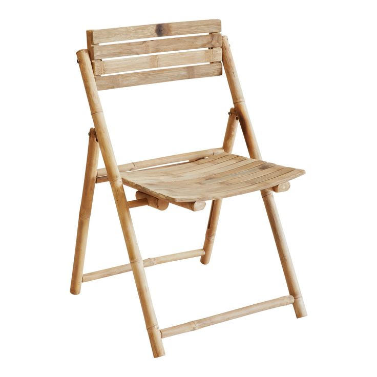Bamboo Folding Chair Natural thefamilylovetree.com.auy $129 ($64) on sale
