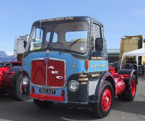 Image result for aec trucks photos