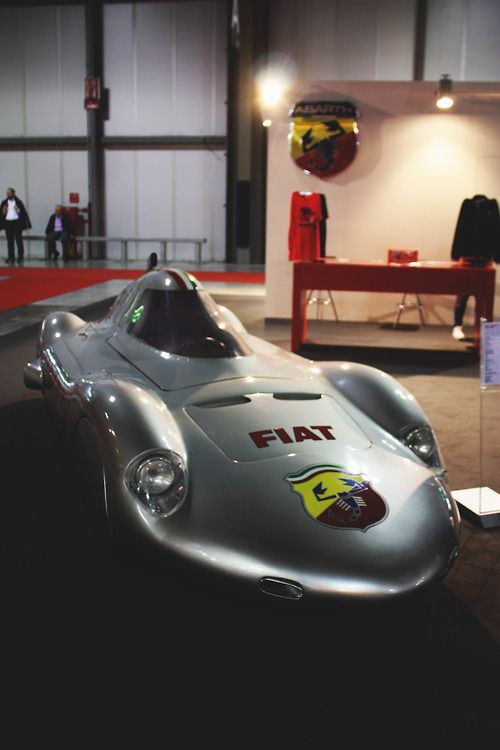 1960 Abarth 1000 Monoposto Record Maintenance/restoration of old/vintage vehicles: the material for new cogs/casters/gears/pads could be cast polyamide which I (Cast polyamide) can produce. My contact: tatjana.alic@windowslive.com