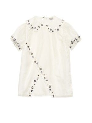 Pumala embroidered blouse  | Jupe by Jackie | MATCHESFASHION.COM US