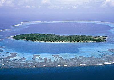 Modrá lagúna (Fidži) 25 miliónov $