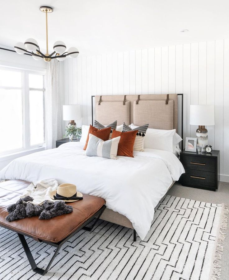 """Leclair Decor on Instagram: """"Another view of the new ... on New Model Bedroom Design  id=60067"""