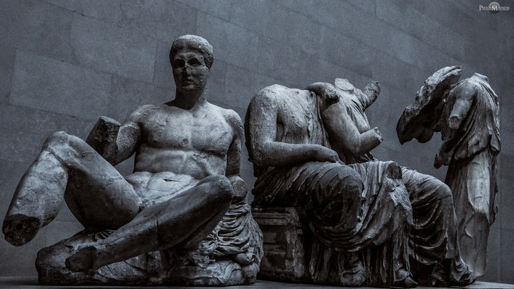 Picture taken at the British Museum.