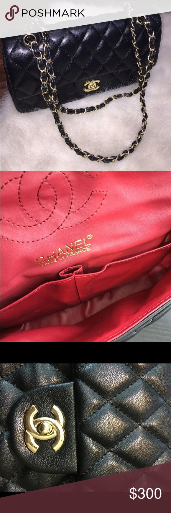 Chanel bag Caviar chain purse. No trades N 0 T Authentic CHANEL Bags