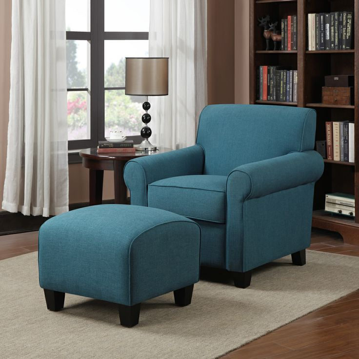 Reading Chairs With Ottoman 11 Best Comfortable Reading Chair Images On Pinterest  Reading