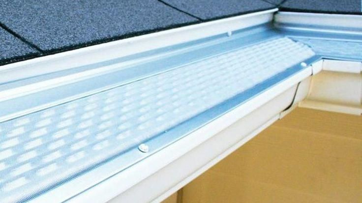Have A Look At This Fantastic Photo What An Inventive Theme Whitegutters In 2020 How To Install Gutters Gutters Gutter Protection