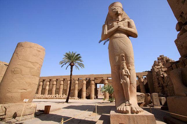 karnak | Tagesausflug Luxor Luxor Museum Karnak Tempel Luxor