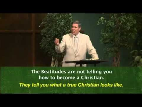 Blessed! A Sermon on the Beatitudes from Matthew 5:1-12 by Pastor Colin ...