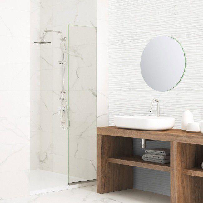 Glazura Polaris 30 X 90 Cm Brillo 1 08 M2 Plytki Scienne Bathroom Top Bathrooms Remodel Vanity