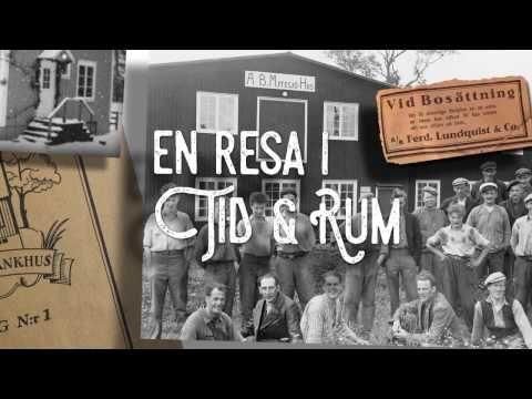 En resa i tid och rum med Myresjöhus - YouTube