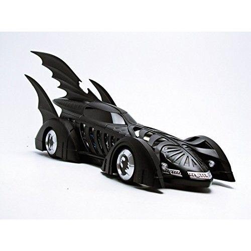 voiture en mtal batmobile batman forever hotwheels heritage chelle 118