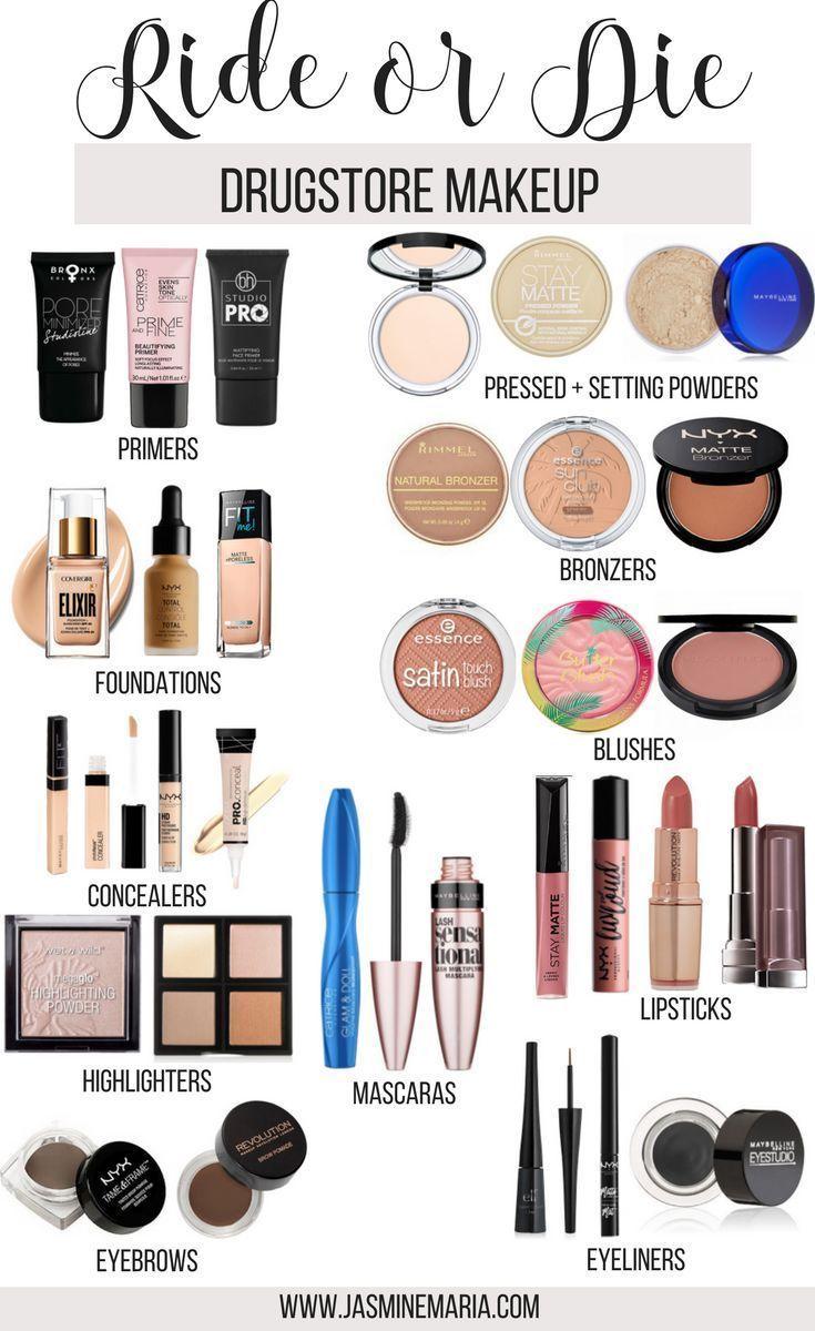 Ride Or Die Drugstore Makeup Drugstore Makeup Best Drugstore Makeup Makeup Dupes
