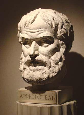 Aristotle (384—322 BCE), Greek philosopher