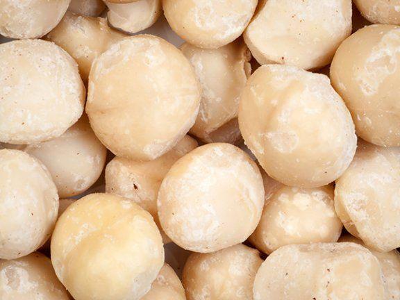 Meine Bücherwelt: Die 10 beliebtesten Nüsse im Check - hier: Macadam...