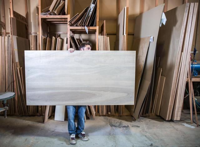 Buying plywood can be a bit confusing, particularly because the measured sizes don't match the common name for the product. Here's why.