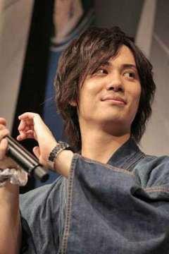 """Suzuki Tatsuhisa's yukata [""""LOVE STAGE 2011 ★ SUPER MINT GUM""""]"""
