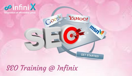 Infinix NO: 1 leading Digital Marketing Company in India. It is also the best IT Training institute to get proper SEO Training in Chennai. It has the advantage of providing both services and training. The main goal of Infinix is to bring your site on the top rankings of search result. SEO is a key to success in online business Industry and get it from us. http://www.infinix.in/seo-training-in-chennai/