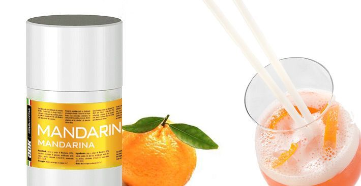 Odk mandarine puree!