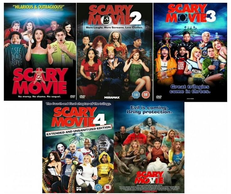The scary movie series (1_2_3_4_5)