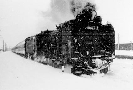 Steam locomotive of Hokkaido