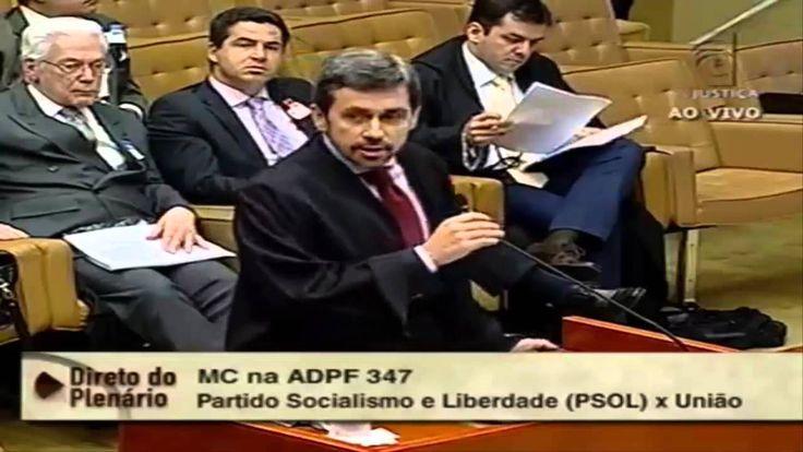 Daniel Antônio de Moraes Sarmento no STF   Atalho