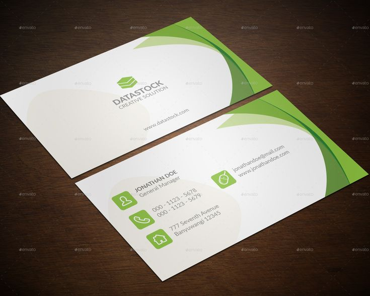 The 25 Best Simple Business Cards Images On Pinterest